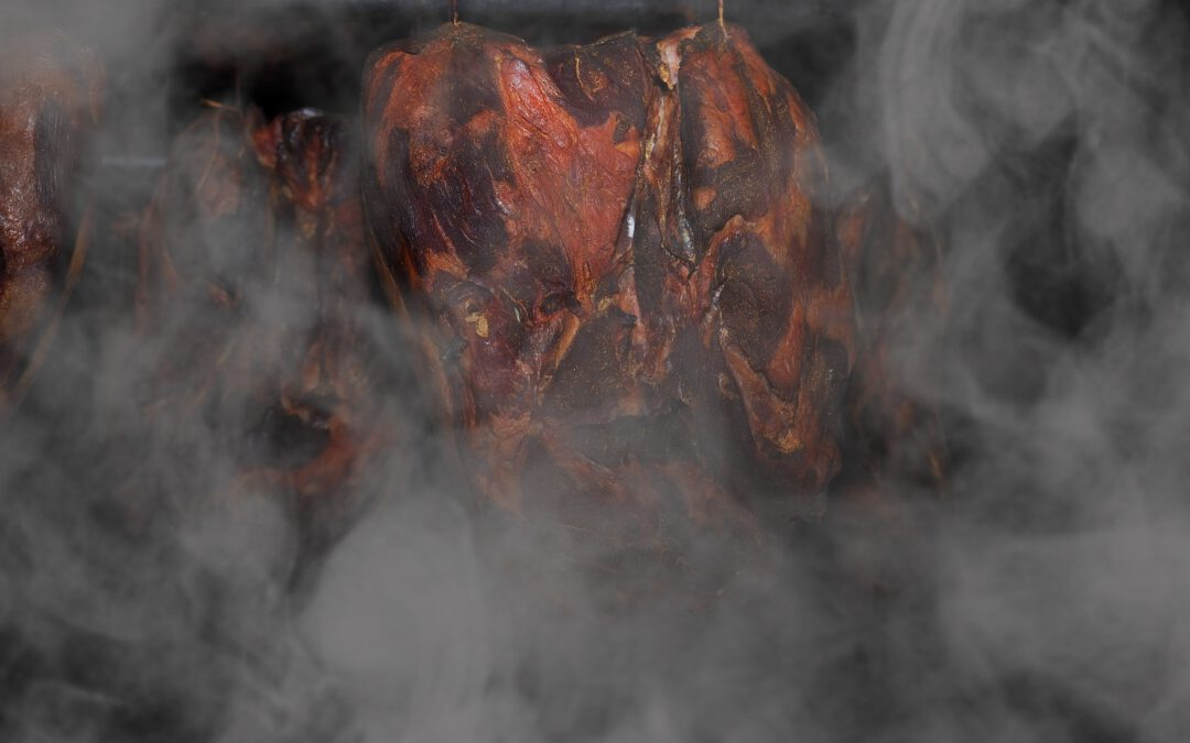 De smoking gun als nieuwe culinaire innovatie